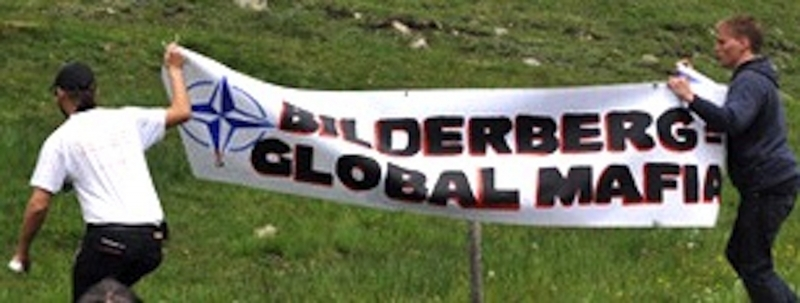 SWITZERLAND-DIPLOMACY-ECONOMY--BILDERBERG