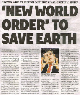 Cameron -new-world-order