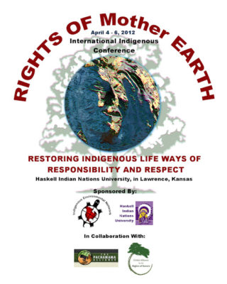 mother earth poster indigenous