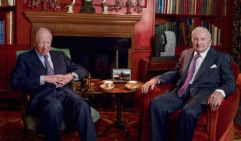 Rothschild and David Rockefeller cropped