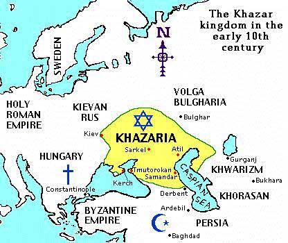 khazar-kingdom-map