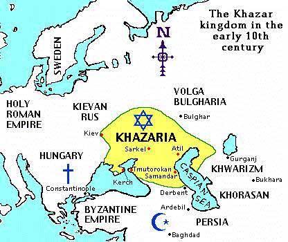 khazar-kingdom-map